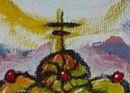 patriarchenkreuzdetail